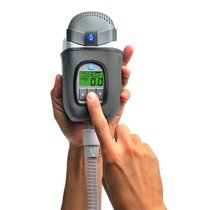 Z1 Travel CPAP machine, sold at VitalAire