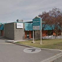 Outside view of VitalAire Kamloops Clinic