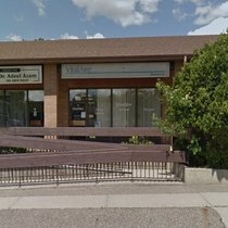 outside view of vitalaire Medicine hat cpap clinic