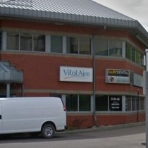 outside view of vitalaire Red Deer Clinic