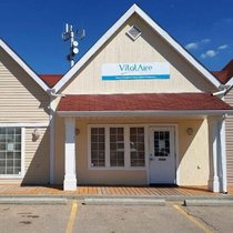 outside view of vitalaire Wetaskiwin cpap Clinic
