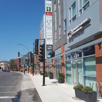 outside view of Cartierville CPAP Clinic