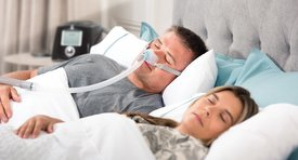CPAP adherence through the night