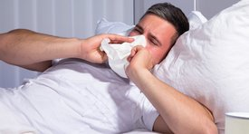 The benefits of CPAP during the flu season