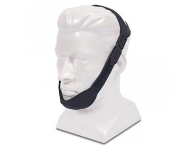 Halo chin strap for snoring