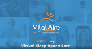 VitalAire Virtual Appointments