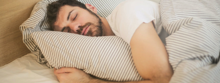 Sleep better during COVID-19 pandemic