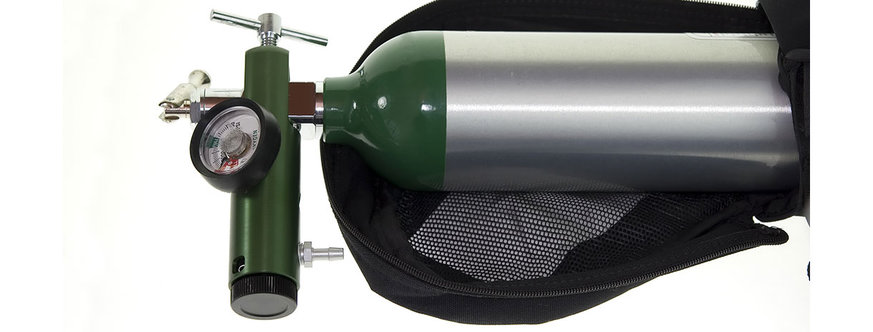 How to store oxygen tanks at home