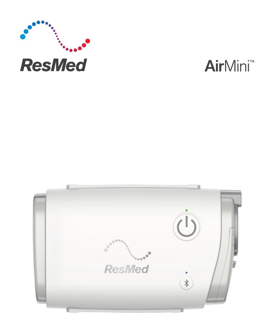 ResMed AirMini User Guide