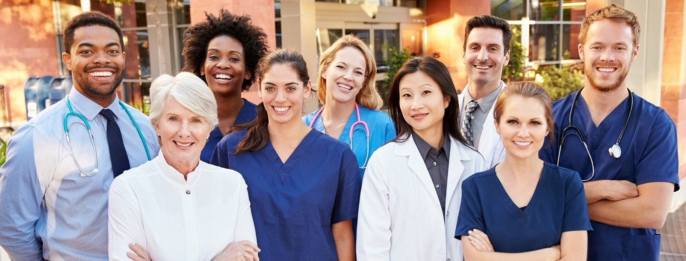 Your VitalAire team of support and clinical professionals